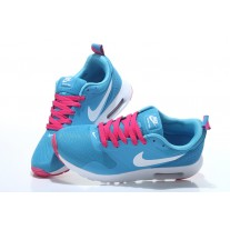 CHEAP NIKE AIR MAX THEA PRINT WOMEN RUNNING SHOES WHITE RED BLUE OUTLET SALE