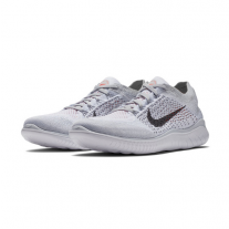 Cheap Nike Free Run Flyknit 2018 Men Shoes Grey