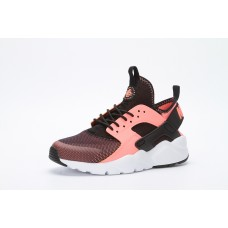 CHAP NIKE AIR HUARACHE IV 4 WOMEN RUNNING SHOES PINK BLACK FOR SALE
