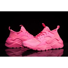 CHEAP NIKE AIR HUARACHE IV 4 MEN RUNNING SHOES PINK WHOLESALE