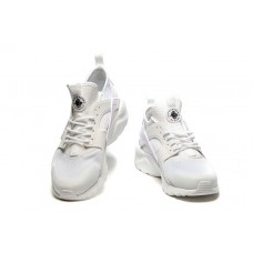 CHEAP NIKE AIR HUARACHE IV 4 MEN RUNNING SHOES WHITE WHOLESALE