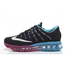 CHEAP NIKE AIR MAX 2016 WOMEN RUNNING SHOES PINK BLACK BLUE FOR SALE