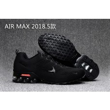 Cheap Nike Air Max 2018 Men Shoes All Black Outlet