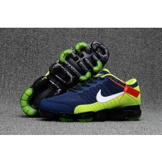 Cheap Nike Air Max 2018 Men Shoes Blue Green Outlet