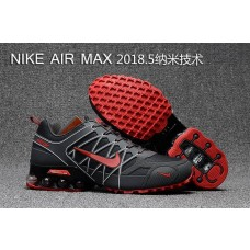 Cheap Nike Air Max 2018 Men Shoes Gray Red Outlet