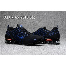 Cheap Nike Air Max 2018 Men Shoes White Blue Wholesale