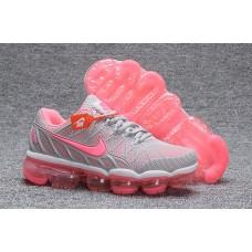 Cheap Nike Air Max 2018 Women Shoes Gray Pink Sale