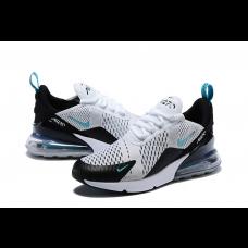 Cheap Nike Air Max 270 Women Shoes Black White