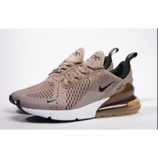 Cheap Nike Air Max 270 Women Shoes Brown White