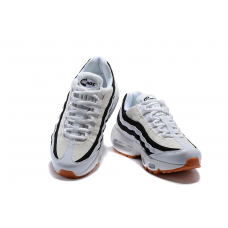 Cheap Nike Air Max 95 Men Shoes Black White Orange