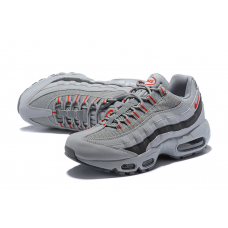 Cheap Nike Air Max 95 Men Shoes Grey Wholesale