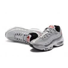 Cheap Nike Air Max 95 Women Shoes Grey Wholesale
