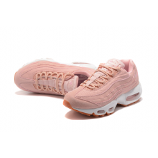 Cheap Nike Air Max 95 Women Shoes Pink Outlet