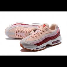 Cheap Nike Air Max 95 Women Shoes Pink Wholesale