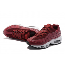 Cheap Nike Air Max 95 Women Shoes Red For Sale