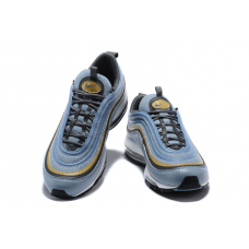 Cheap Nike Air Max 97 Men Shoes Blue Outlet