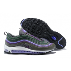 Cheap Nike Air Max 97 Men Shoes White Black Purple