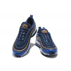 Cheap Nike Air Max 97 Men Shoes White Blue Outlet