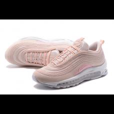 Cheap Nike Air Max 97 Women Shoes Pink White