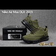 Cheap Nike Air Max DLX 2019 Men Shoes Armygreen Outlet