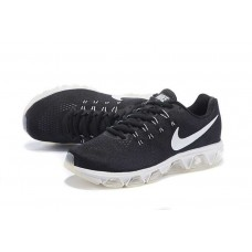 CHEAP NIKE AIR MAX TAILWIND 8 MEN RUNNING SHOES BLACK WHITE OUTLET