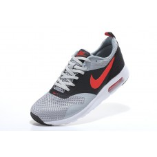 CHEAP NIKE AIR MAX THEA PRINT 2 MEN RUNNING SHOES BLACK RED GRAY WHOLESALE