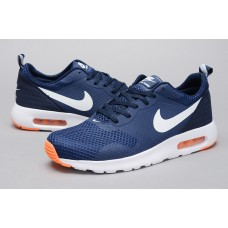 CHEAP NIKE AIR MAX THEA PRINT 2 MEN RUNNING SHOES DEEP BLUE ORANGE FOR SALE