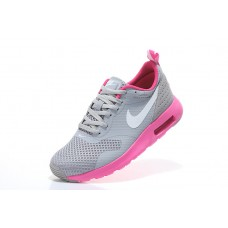 CHEAP NIKE AIR MAX THEA PRINT 2 WOMEN RUNNING SHOES PINK GRAY WHOLESALE