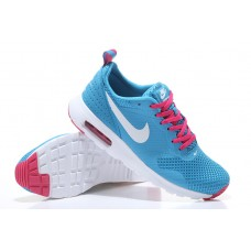 CHEAP NIKE AIR MAX THEA PRINT 2 WOMEN RUNNING SHOES WHITE RED BLUE FOR SALE