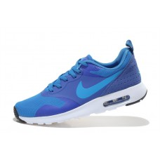 CHEAP NIKE AIR MAX THEA PRINT MEN RUNNING SHOES ROYAL BLUE WHITE WHOLESALE