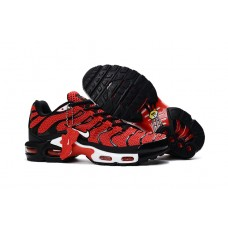 Cheap Nike Air Max TN Men Shoes Black Red For Sale
