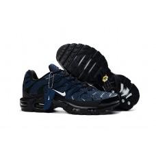 Cheap Nike Air Max TN Men Shoes Royal Blue Black