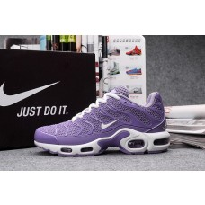 Cheap Nike Air Max TN Women Shoes Purple White Outlet
