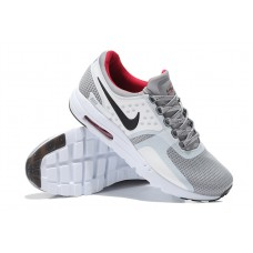 CHEAP NIKE AIR MAX ZERO MEN RUNNING SHOES BLACK RED GRAY WHOLESALE
