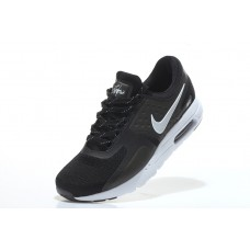 CHEAP NIKE AIR MAX ZERO MEN RUNNING SHOES BLACK WHITE FOR SALE