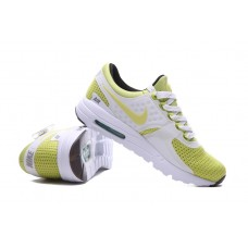 CHEAP NIKE AIR MAX ZERO WOMEN RUNNING SHOES WHITE GOLDEN OUTLET