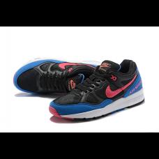 Cheap Nike Air Span Men Shoes Black Pink Blue