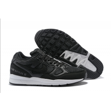 Cheap Nike Air Span Men Shoes Black White Outlet