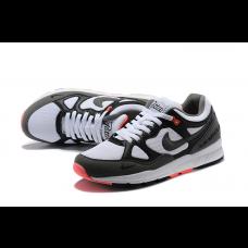 Cheap Nike Air Span Men Shoes Black White Sale
