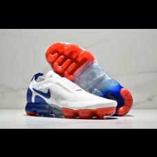 Cheap Nike Air Vapormax Flyknit 2.0 Men Shoes White Red Blue