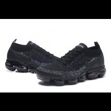 Cheap Nike Air Vapormax Flyknit 2.0 Women Shoes Black Wholesale