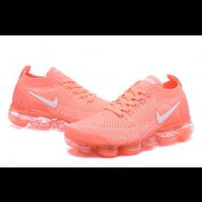 Cheap Nike Air Vapormax Flyknit 2.0 Women Shoes Orange