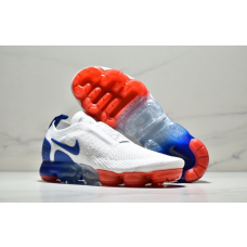 Cheap Nike Air Vapormax Flyknit 2.0 Women Shoes White Blue Red