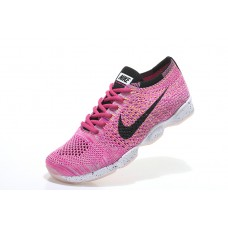 CHEAP NIKE AIR ZOOM FIT AGILITY FLYKNIT WOMEN RUNNING SHOES BLACK WHITE PINK FOR SALE