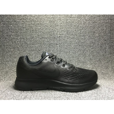 Cheap Nike Air Zoom Pegasus 34 Men Shoes Black Outlet