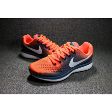 Cheap Nike Air Zoom Pegasus 34 Men Shoes Orange Outlet