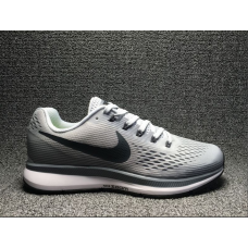Cheap Nike Air Zoom Pegasus 34 Women Shoes Grey