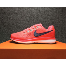 Cheap Nike Air Zoom Pegasus 34 Women Shoes Orange
