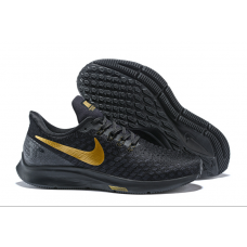Cheap Nike Air Zoom Pegasus 35 Men Shoes Black Outlet