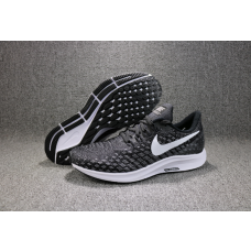 Cheap Nike Air Zoom Pegasus 35 Men Shoes Black White